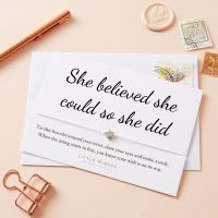 She Believed (WISH059)