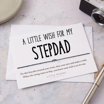A Wish for Stepdad (WISH115)