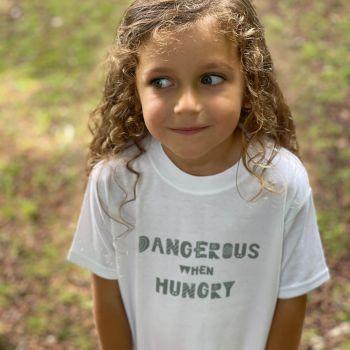 Dangerous When Hungry T-Shirt