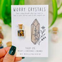 Worry Crystals - Tiger Eye