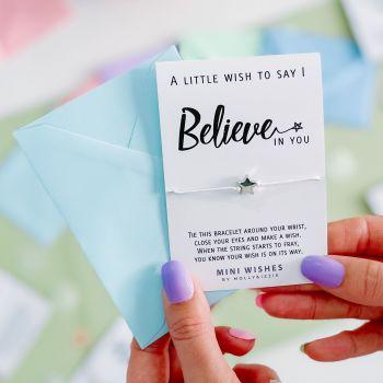 Believe Mini Wish (MINIWISH119)