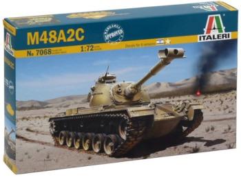 Italeri 1/72 Tank M48 A2C