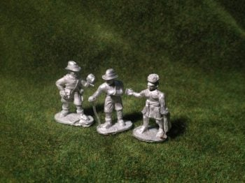 AMF13 - Australian Wounded with Medic Vignette