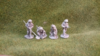 LB10 - Mid/Late British Sapper Set