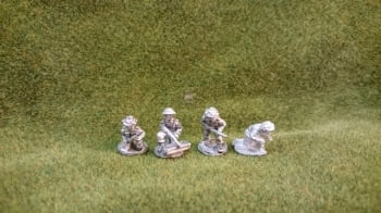 LB08 - British 17 Pounder Anti Tank Crew
