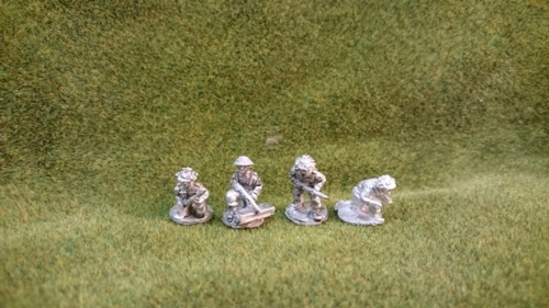 LWB17 - British 17 Pounder Anti Tank Crew