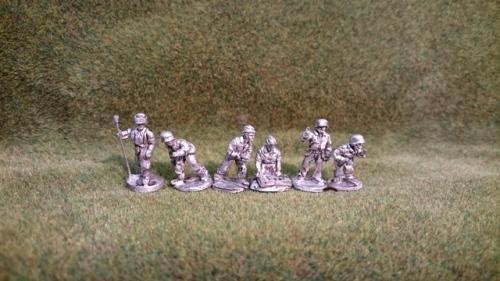 DAK11 - German Artillery Crew
