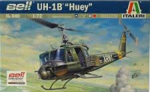 Italeri - 1/72 Heli Huey UH1B + Aust Decals