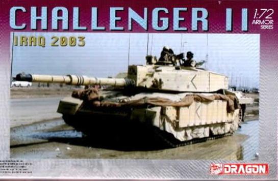 Dragon - 1/72 Challenger II (Iraq 2003)