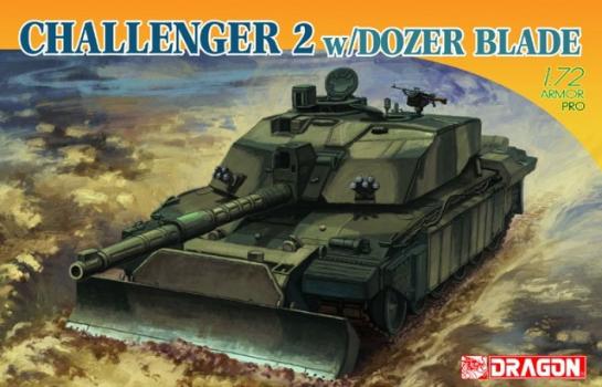 DR7285 Challenger + Dozer