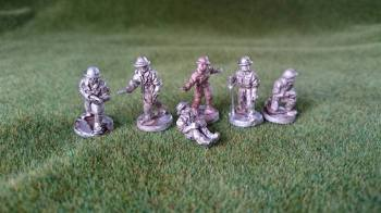 BC07 - British/Commonwealth Artillery Crew