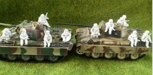 LG-UP-PzGr - Late War Panzer Grenadier Tank Riders