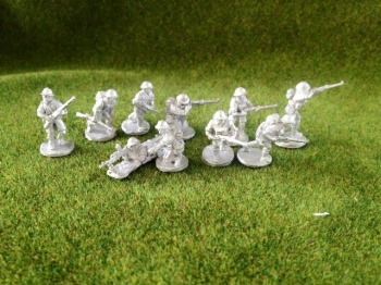 WTM-BC01: 20mm WII British/Commonwealth Rifles Pack