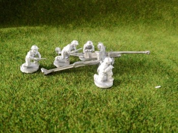 WTM-BC05: 20mm WWII British 6Pdr + 4 Crew