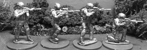 SOF01: Australian Special Forces Assaulters (Pack 1)