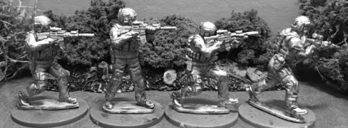 SOF02: Australian Special Forces Assaulters (Pack 2)