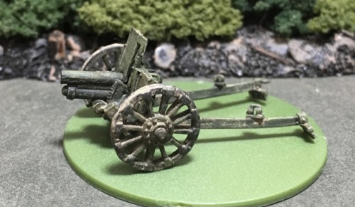 IJG-01: 28mm Japanese Type 92 70mm Mountain Gun
