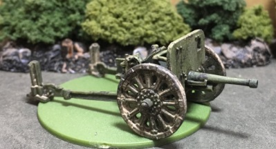 IJA02: 28mm Japanese Type 94 37mm Anti Tank Gun