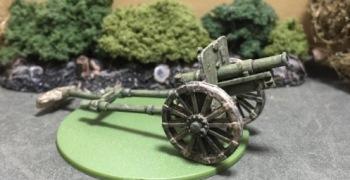 IJG-03: 28mm Japanese Type 41 75mm Mountain Gun