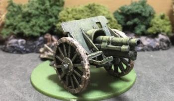 IJG-04: 28mm Japanese Type 38 75mm Field Gun