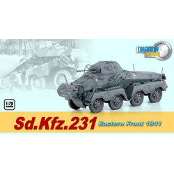 DA60599: Dragon Armour 1/72 German Sd.Kfz.231 (8-Rad) Eastern Front, 1942