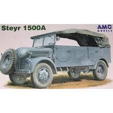 MAC72103: MAC 1/72 STEYR 1500A