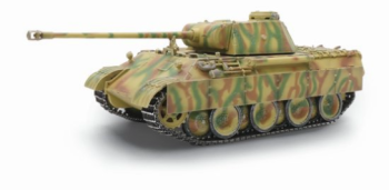 DA60684: Dragon Armour 1/72 Panther Ausf.D Late Production 1./Pz.Rgt.24, France 1944