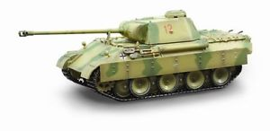 DA60683: DRAGON ARMOUR 1/72 Panther Ausf.D Late Production 1./Pz.Rgt.2., 16.Pz.Div., Russia 1943
