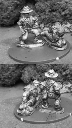 AMF38a: 28mm Australian Medic + Casualty