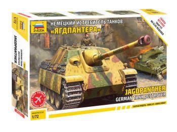 Zvezda 1/72 Jagdpanther Sd.Kfz. 173