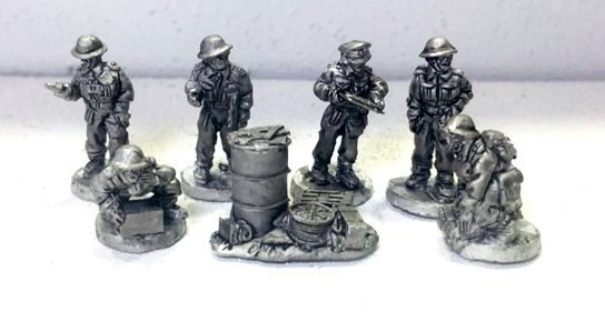 WTM-BEF03: BEF Command Set