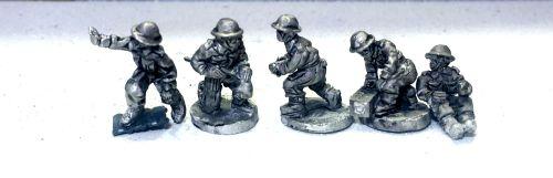 BEF05: BEF Artillery Crew