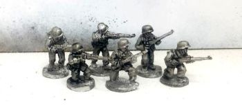 GW01a: German Rifle Pack 1 (6)