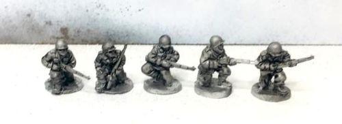GI01a: GI Rifle Pack 1 (5)