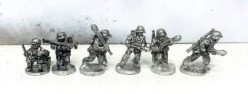 GW03: Germans with Anti Tank Weapons (6)