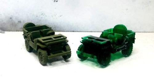 AV01: US GI Willy's Jeep