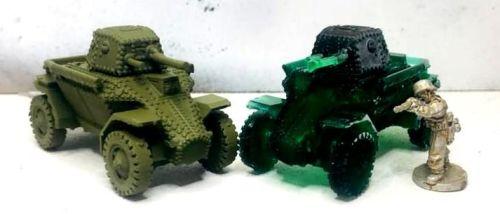 HV01: Hungarian Csaba Armoured Car