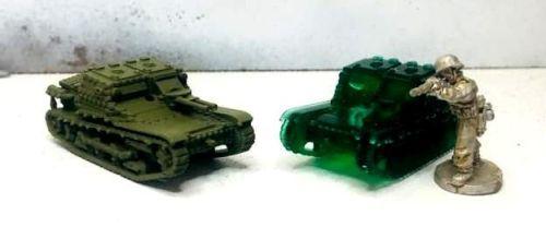 IV01: Italian CV35 Tankette