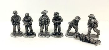 LB02 - Mid/Late British HQ Unit Pack
