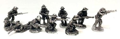 CMF01a: Australian Militia Section Kokoda (Lewis Gun) (10)
