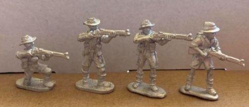 AMF01: 28mm Australian Riflemen