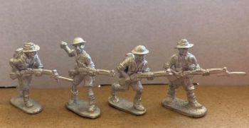 AMF02: 28mm WWII Australian Rifles 2