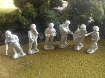 GR01 - US Army Command + Specialists