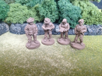 LWB11 - British Staff Set
