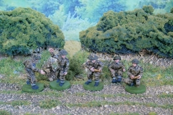 LB08 - British Artillery Crew