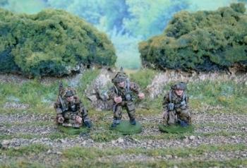 """LWB14 - British 3"""" Mortar & Crew"""