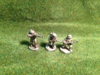 DAK02 - DAK Infantry Skirmishing