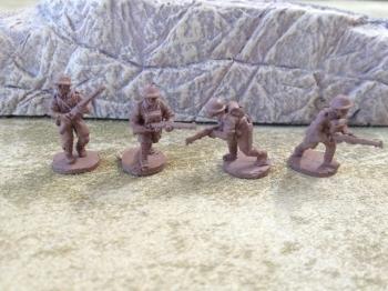 BC10 - Desert British Riflemen 1