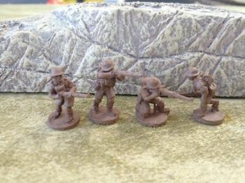 BC11 - Desert British Riflemen 2