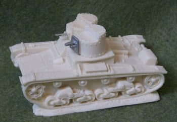 AGN 28mm T-26 Twin Turret